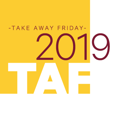 Fall 2019 Take Away Friday workshop
