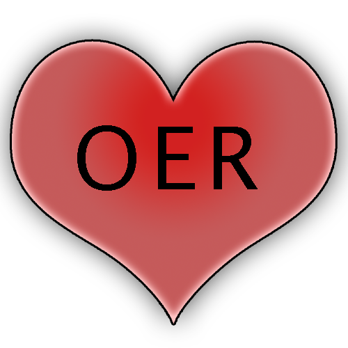 February is LOVE OER Month workshop