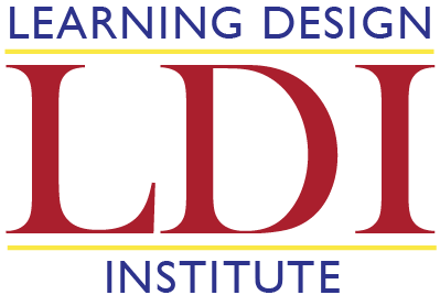 Learning Design Institute (LDI) workshop