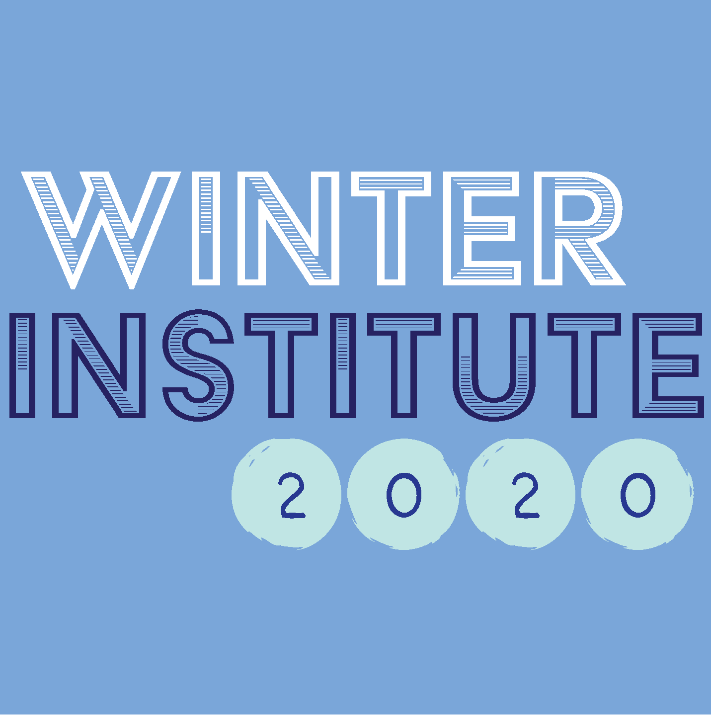Winter Institute 2020 workshop